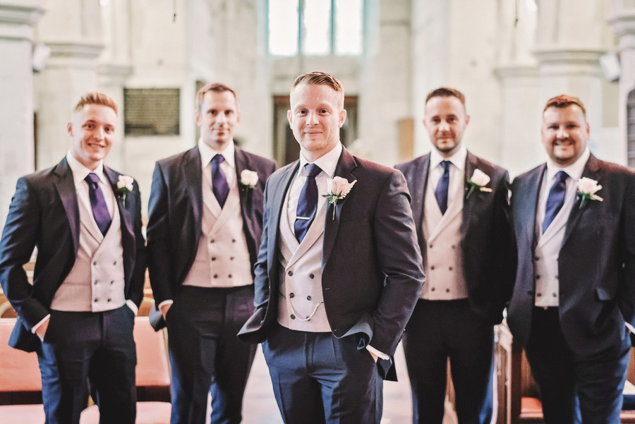 Eversholt Hall wedding with feminine floral styling, image credit Matthew Bishop Photography (12)