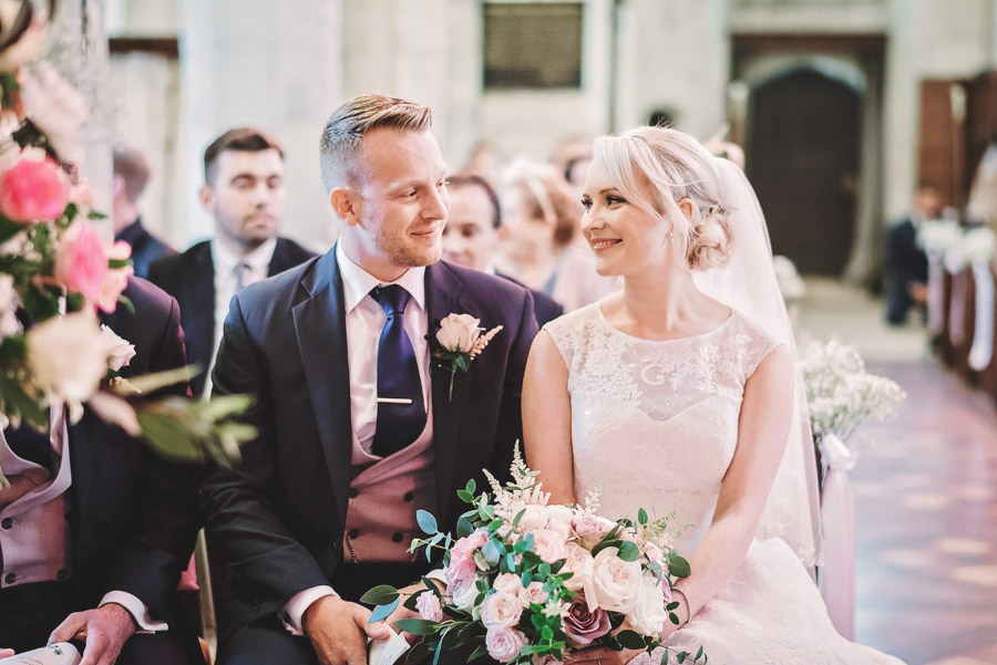 Eversholt Hall wedding with feminine floral styling, image credit Matthew Bishop Photography (21)