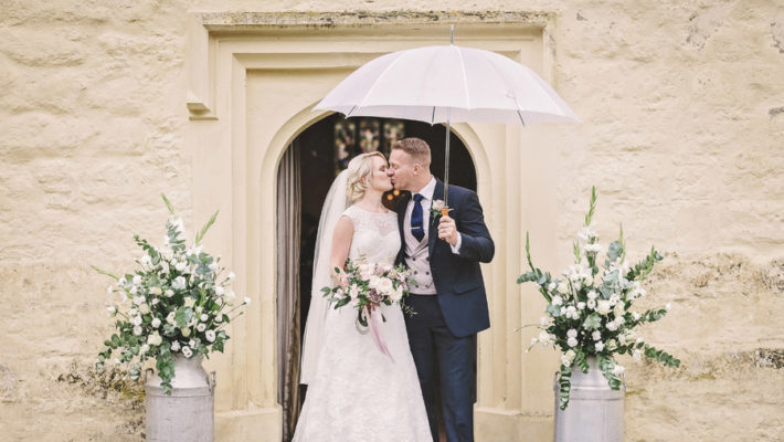 Eversholt Hall wedding with feminine floral styling, image credit Matthew Bishop Photography (24)