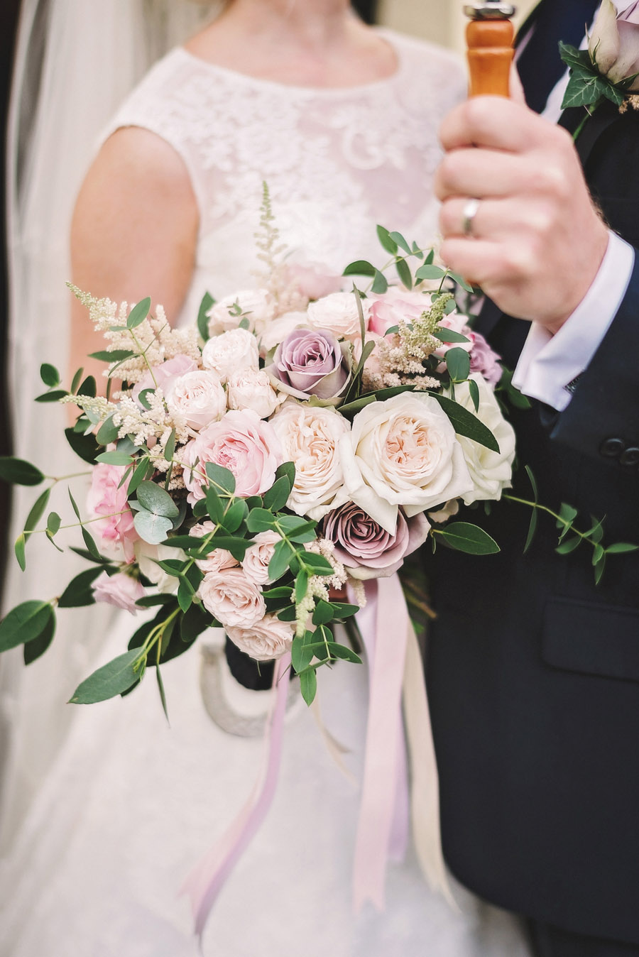 Eversholt Hall wedding with feminine floral styling, image credit Matthew Bishop Photography (27)