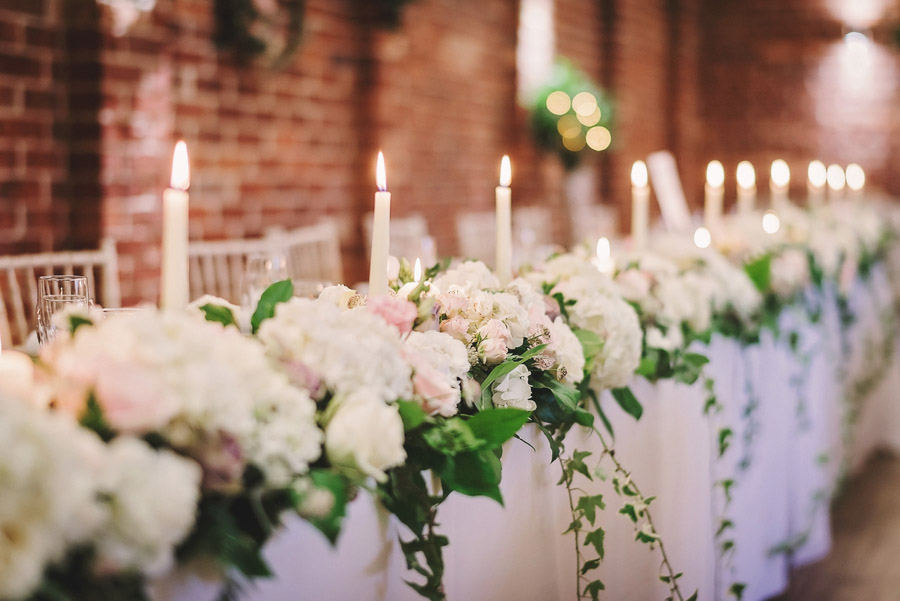 Eversholt Hall wedding with feminine floral styling, image credit Matthew Bishop Photography (33)