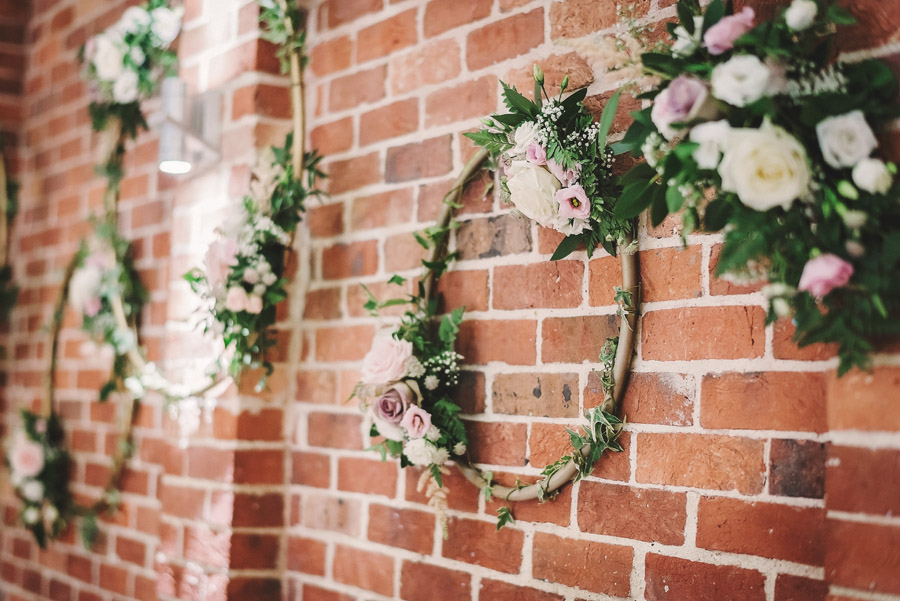Eversholt Hall wedding with feminine floral styling, image credit Matthew Bishop Photography (35)