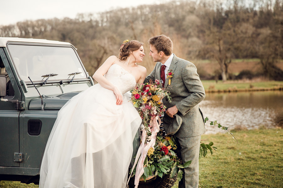 English country wedding styling ideas with a rural twist from Hannah Buckland Photography (16)