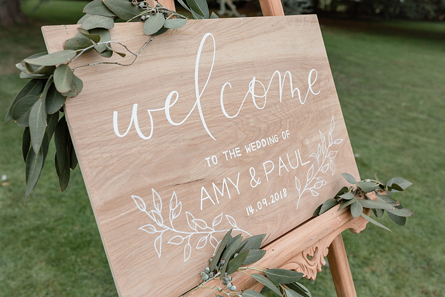 Neutral organic and minimal wedding style ideas from Kingsdown Rectory. Styling Your Wedding Your Way Images Kate Hennessey Photography (32)