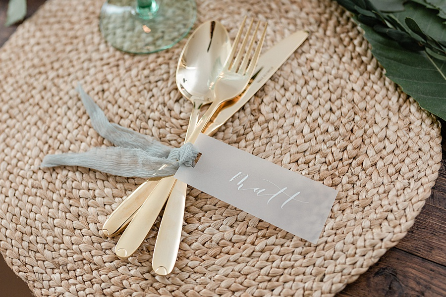 Neutral organic and minimal wedding style ideas from Kingsdown Rectory. Styling Your Wedding Your Way Images Kate Hennessey Photography (37)