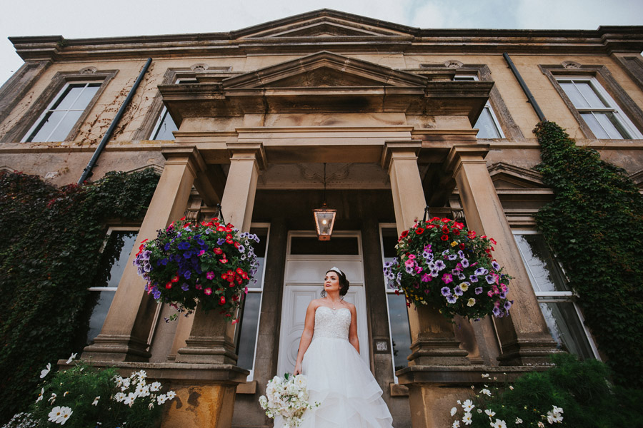 Opulent and luxe wedding styling ideas from Hothorpe Hall Leicestershire (17)