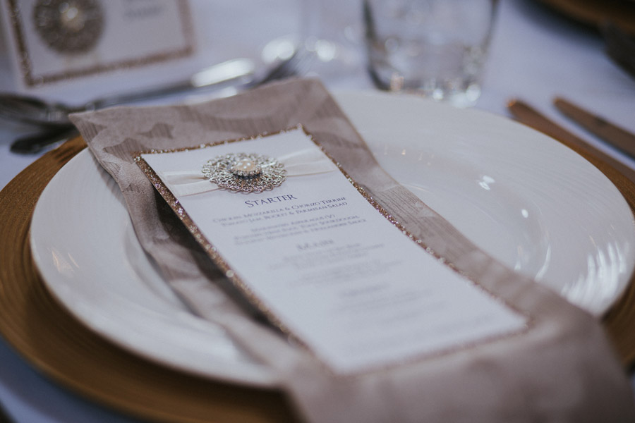 Opulent and luxe wedding styling ideas from Hothorpe Hall Leicestershire (1)