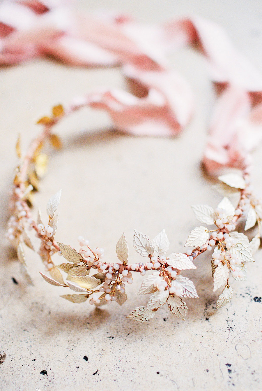 Unique wedding accessories and jewellery by Clare Lloyd in Somerset (23)