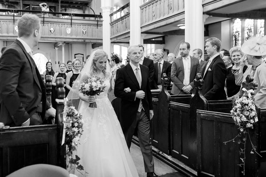 Hannah and Mark's RAC Club wedding image credit Danielle Smith Photography (9)