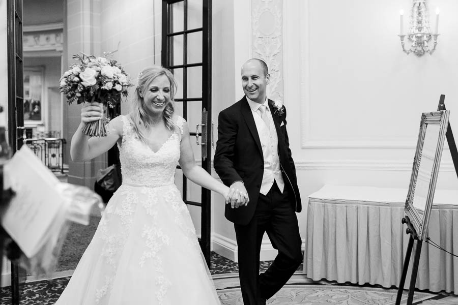 Hannah and Mark's RAC Club wedding image credit Danielle Smith Photography (27)