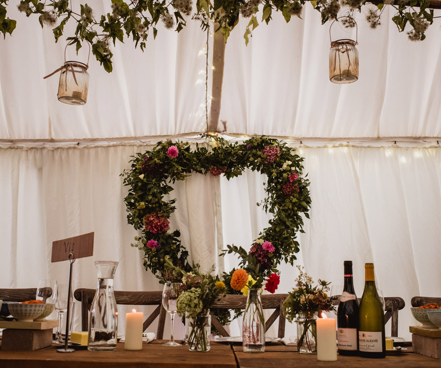 Farm wedding in Dorset full of DIY styling ideas, images by Dorset wedding photographer Robin Goodlad Photography (27)