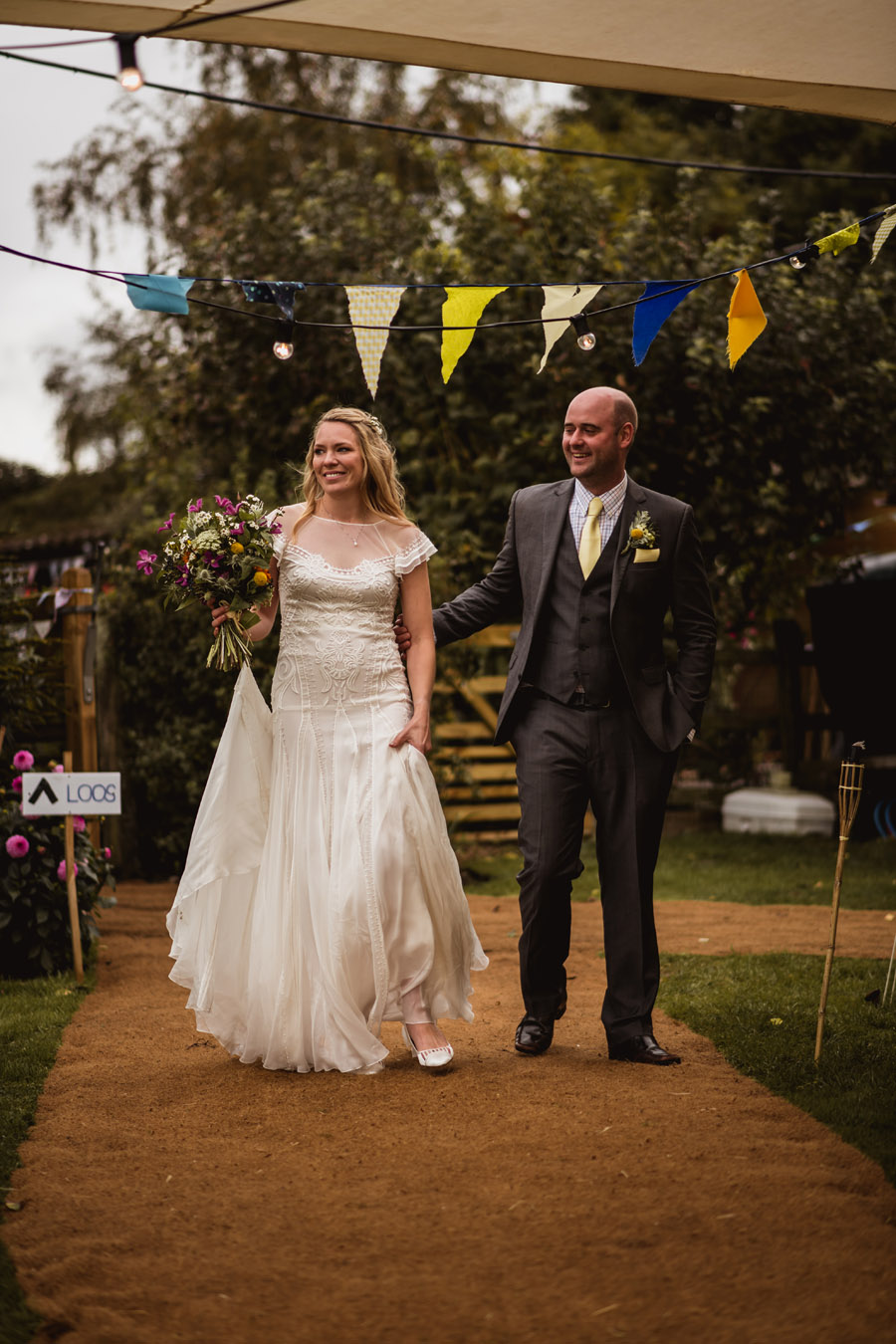 Farm wedding in Dorset full of DIY styling ideas, images by Dorset wedding photographer Robin Goodlad Photography (31)