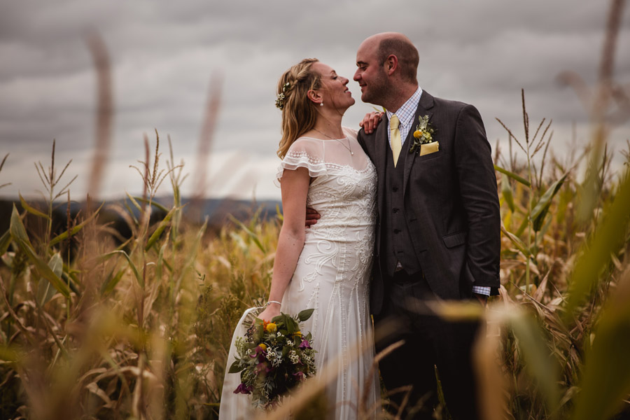 Farm wedding in Dorset full of DIY styling ideas, images by Dorset wedding photographer Robin Goodlad Photography (42)