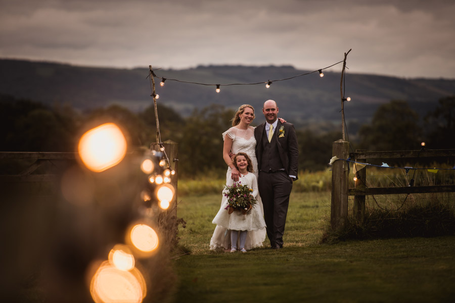 Farm wedding in Dorset full of DIY styling ideas, images by Dorset wedding photographer Robin Goodlad Photography (44)