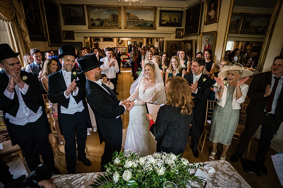 Maunsel House in Somerset - see inside a real wedding with Linus Moran Photography (27)