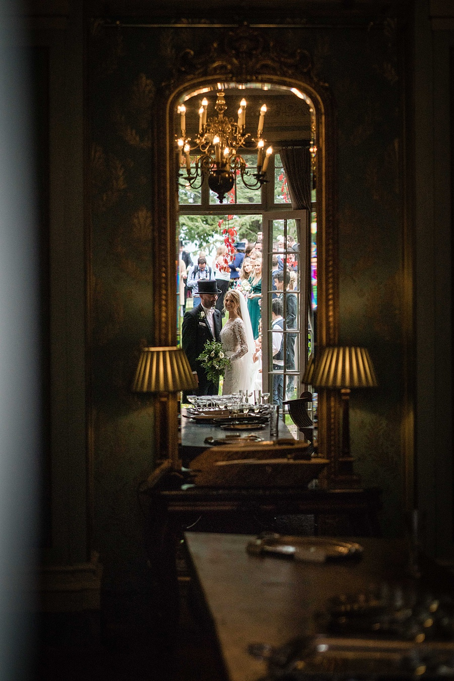 Maunsel House in Somerset - see inside a real wedding with Linus Moran Photography (34)