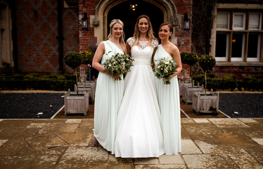 Burley Manor for a stunning wedding full of foliage and botanical theme with Robin Goodlad Photography Dorset (44)