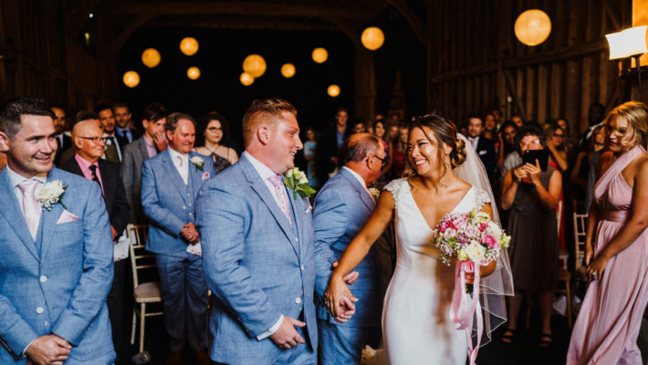 Fun and happy garden wedding at Childerley Hall with Rob Dodsworth Photography (16)