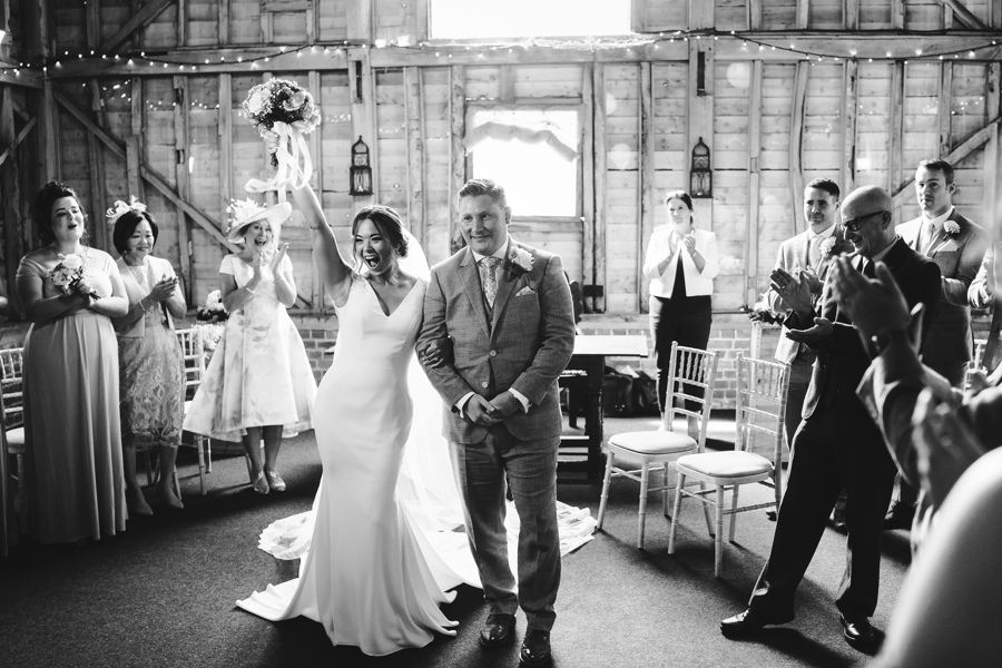 Fun and happy garden wedding at Childerley Hall with Rob Dodsworth Photography (20)