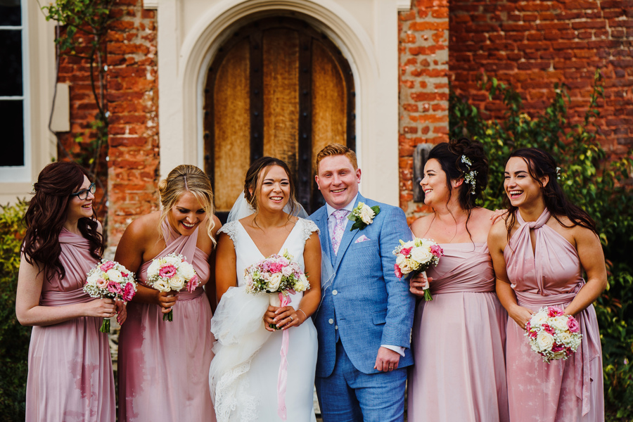 Fun and happy garden wedding at Childerley Hall with Rob Dodsworth Photography (31)