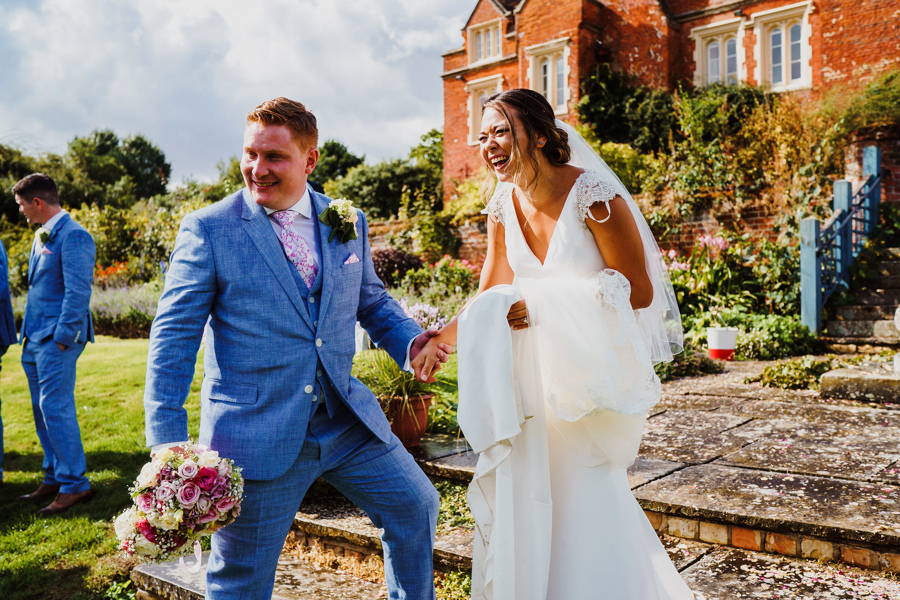 Fun and happy garden wedding at Childerley Hall with Rob Dodsworth Photography (36)