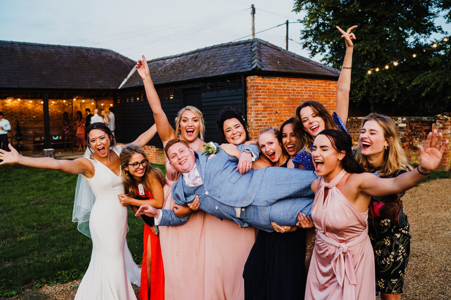 Fun and happy garden wedding at Childerley Hall with Rob Dodsworth Photography (46)