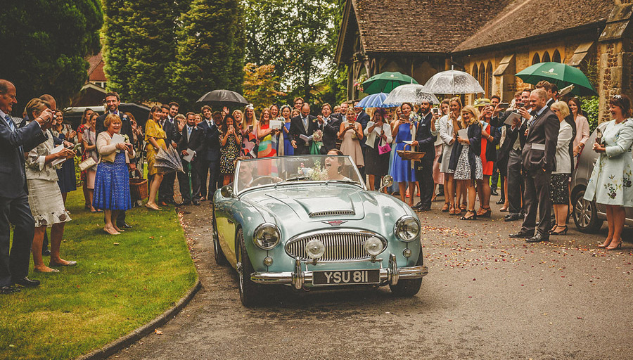 Summer fete wedding style from beautiful Somerset. Images by Somerset wedding photographer Howell Jones Photography (20)