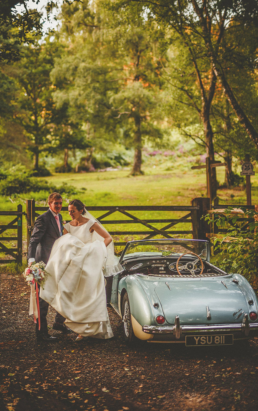Summer fete wedding style from beautiful Somerset. Images by Somerset wedding photographer Howell Jones Photography (39)