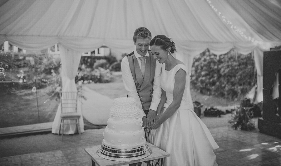 Summer fete wedding style from beautiful Somerset. Images by Somerset wedding photographer Howell Jones Photography (45)