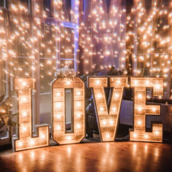 Tamzin & Martin's jewel-coloured wedding at Larmer Tree Gardens, with Oobaloos Photography