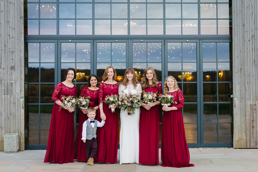 A stunning Yorkshire wedding on the blog, images by Amanda Manby Photography (22)