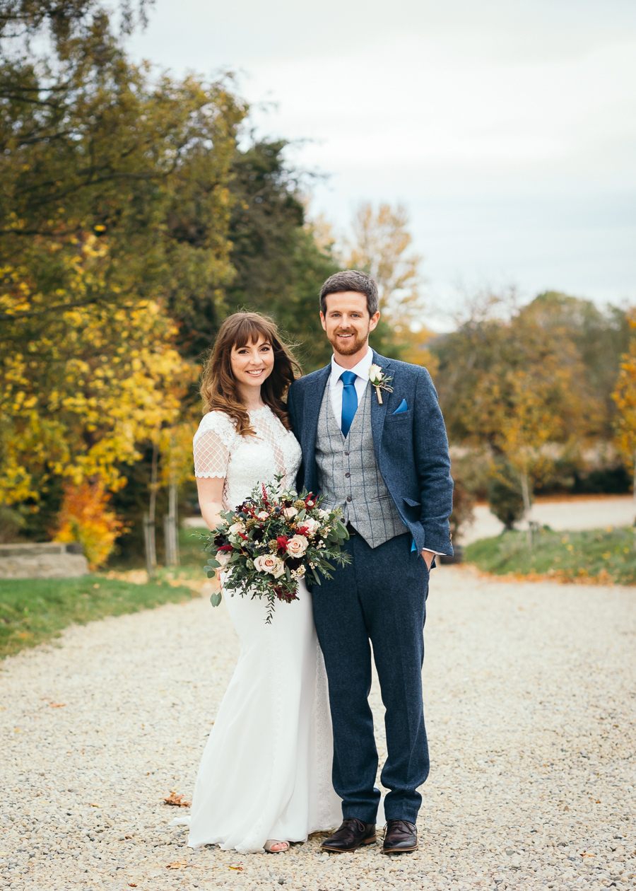 A stunning Yorkshire wedding on the blog, images by Amanda Manby Photography (29)