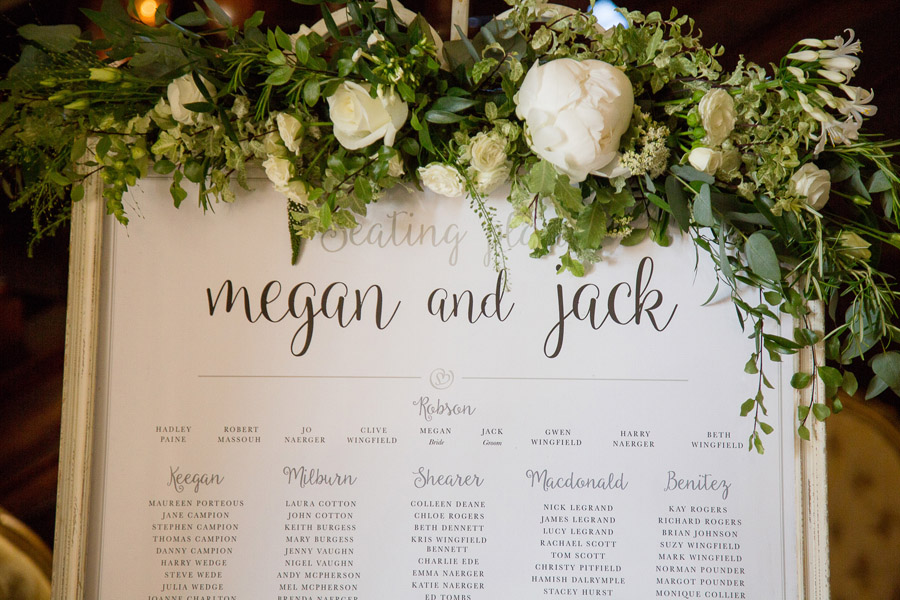 Gorgeous white and green styling for a Brympton House wedding with Martin Dabek Photography (8)