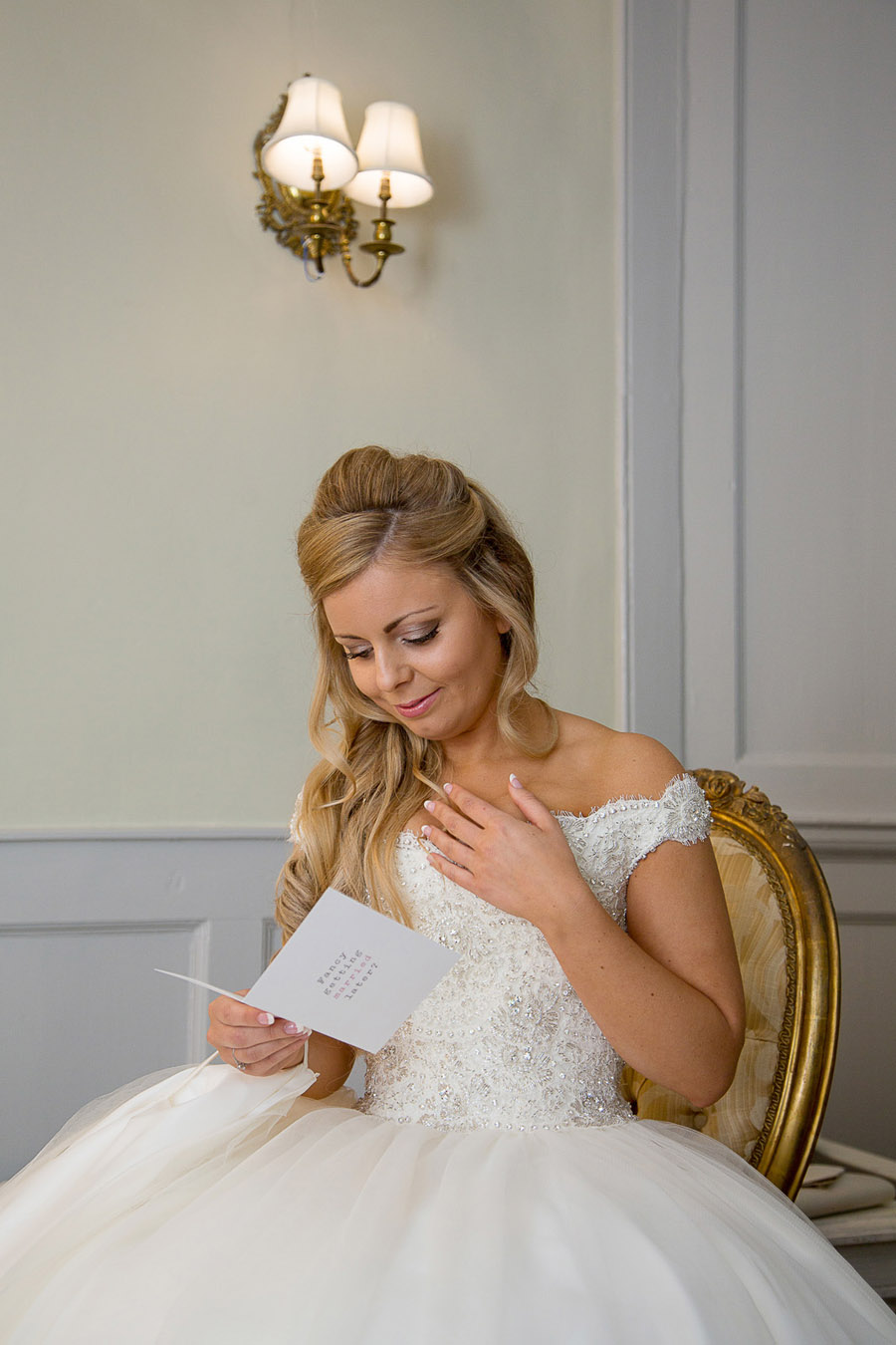 Gorgeous white and green styling for a Brympton House wedding with Martin Dabek Photography (30)