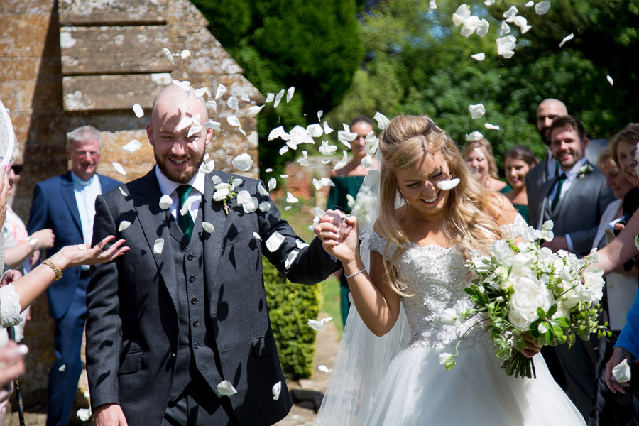 Gorgeous white and green styling for a Brympton House wedding with Martin Dabek Photography (32)