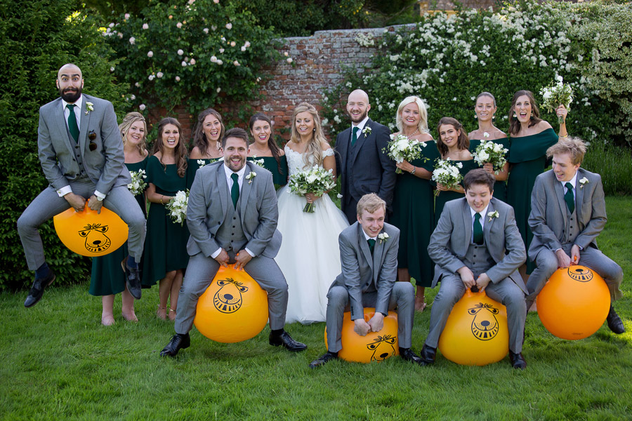 Gorgeous white and green styling for a Brympton House wedding with Martin Dabek Photography (11)