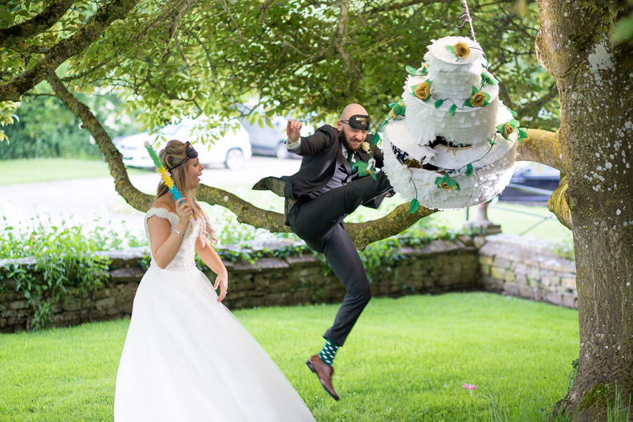 Gorgeous white and green styling for a Brympton House wedding with Martin Dabek Photography (1)