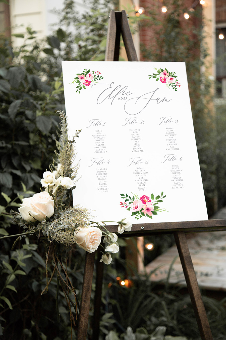 Buy wedding invitations online from English Wedding with Etsy (4)