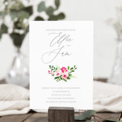 Shop with us for wedding invitations – The English Wedding Shop is now OPEN!