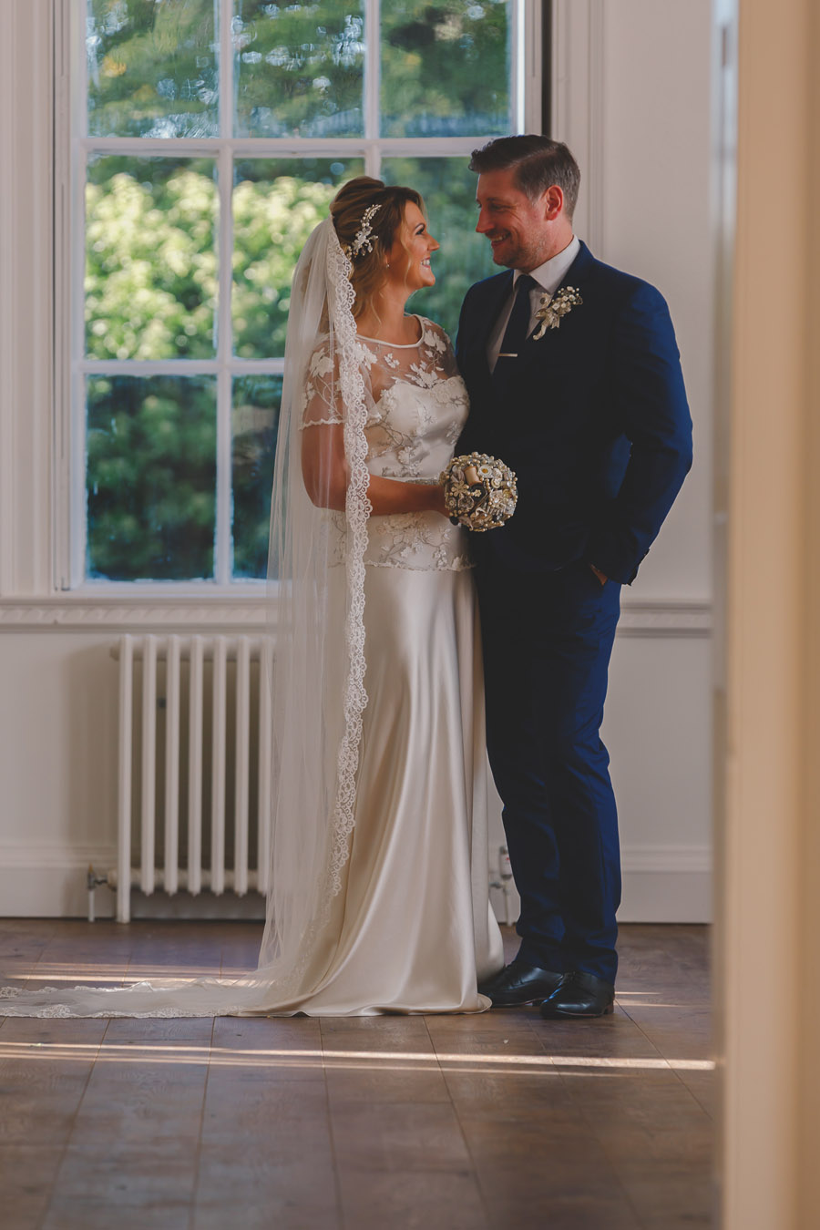 Yorkshire wedding styling and recommended suppliers at Bawtry Hall, image credit Eternal Images Photography (30)