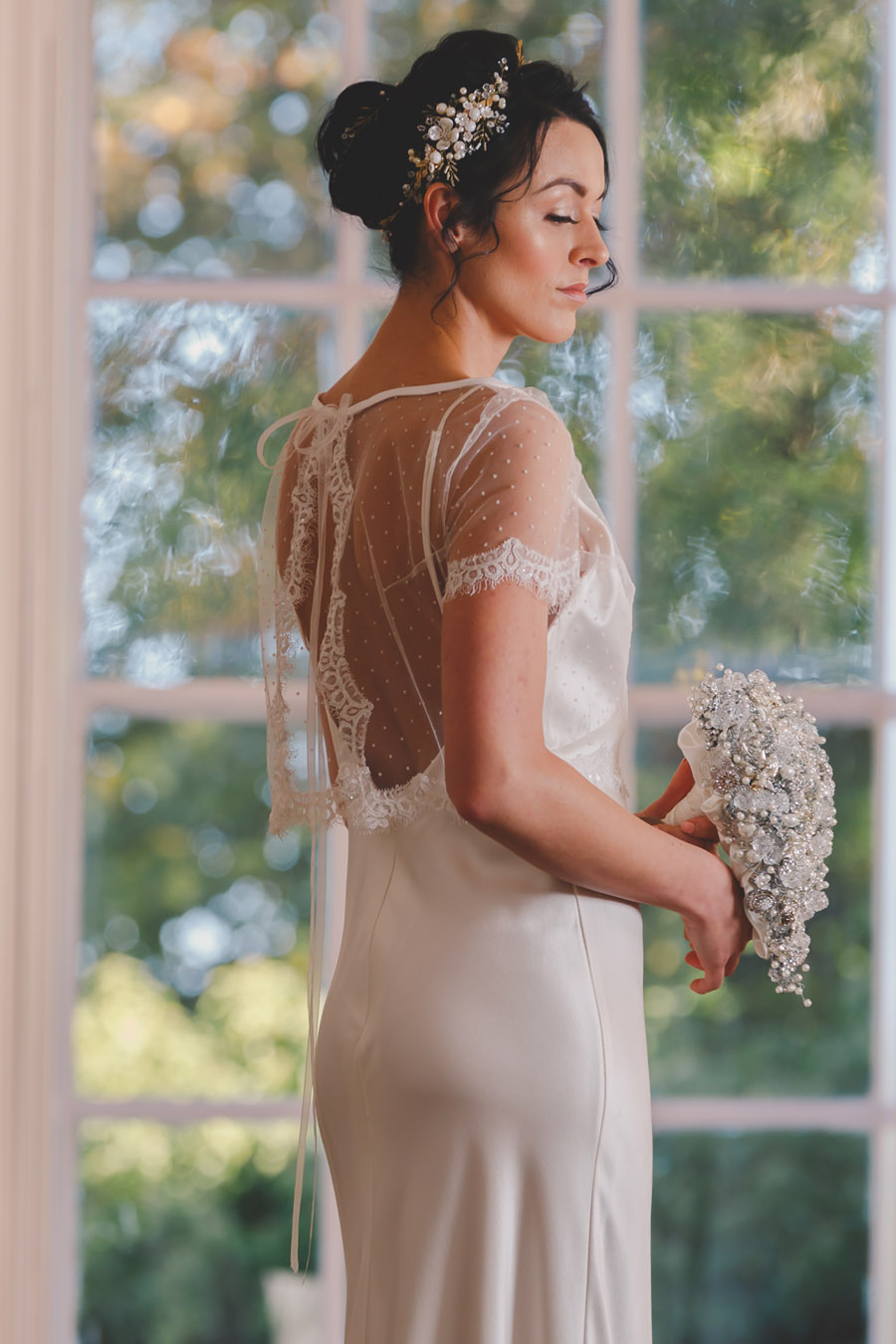 Yorkshire wedding styling and recommended suppliers at Bawtry Hall, image credit Eternal Images Photography (39)