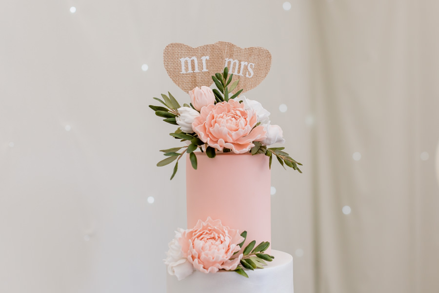 Elegant styling and sparkly tables for a pretty Chippenham Park wedding, images by Heather Jackson Photography (30)