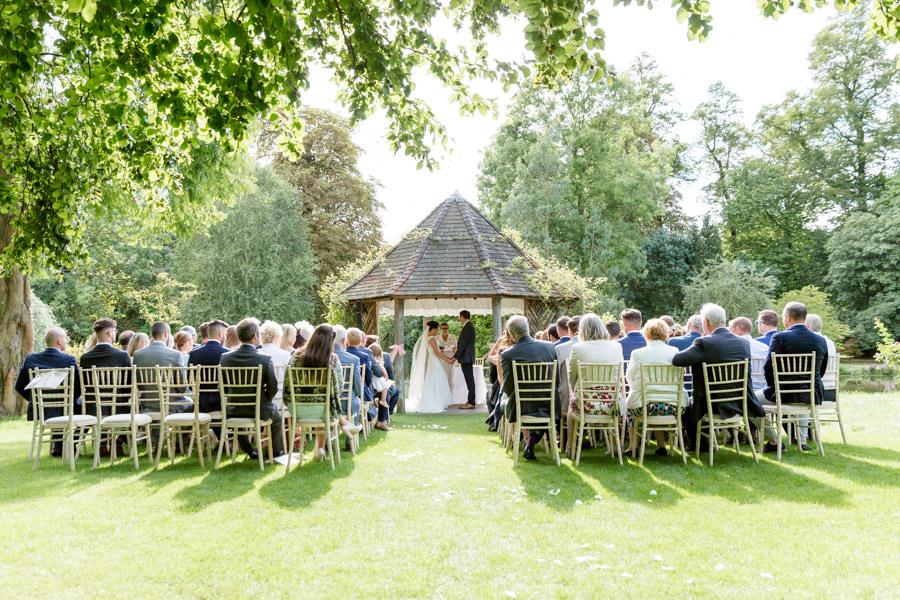 Elegant styling and sparkly tables for a pretty Chippenham Park wedding, images by Heather Jackson Photography (20)