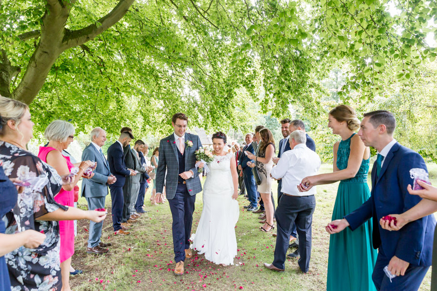 Elegant styling and sparkly tables for a pretty Chippenham Park wedding, images by Heather Jackson Photography (17)