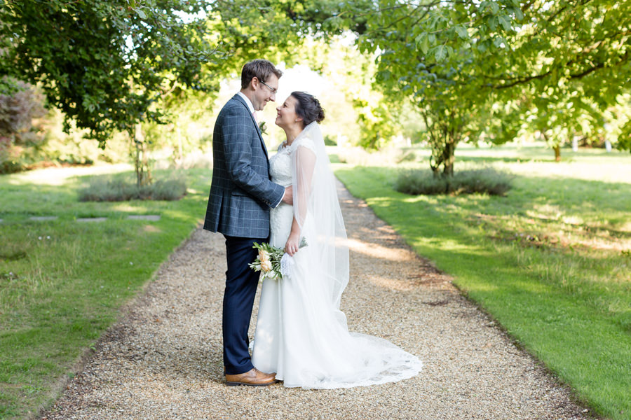 Elegant styling and sparkly tables for a pretty Chippenham Park wedding, images by Heather Jackson Photography (10)