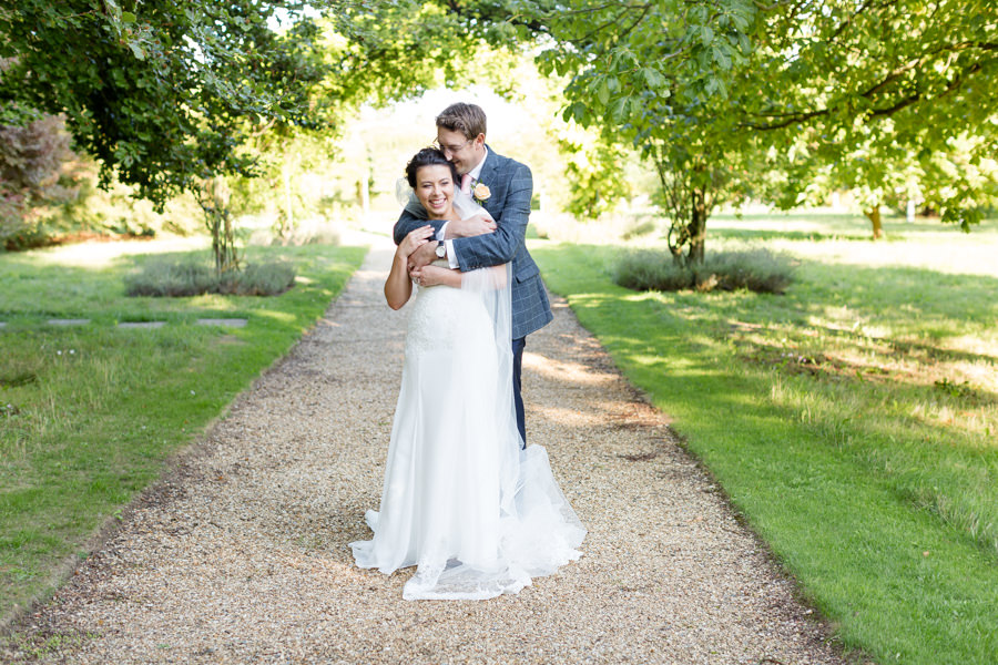Elegant styling and sparkly tables for a pretty Chippenham Park wedding, images by Heather Jackson Photography (8)