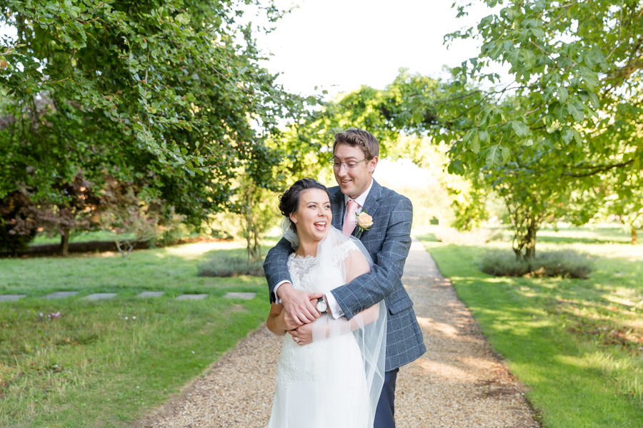 Elegant styling and sparkly tables for a pretty Chippenham Park wedding, images by Heather Jackson Photography (7)