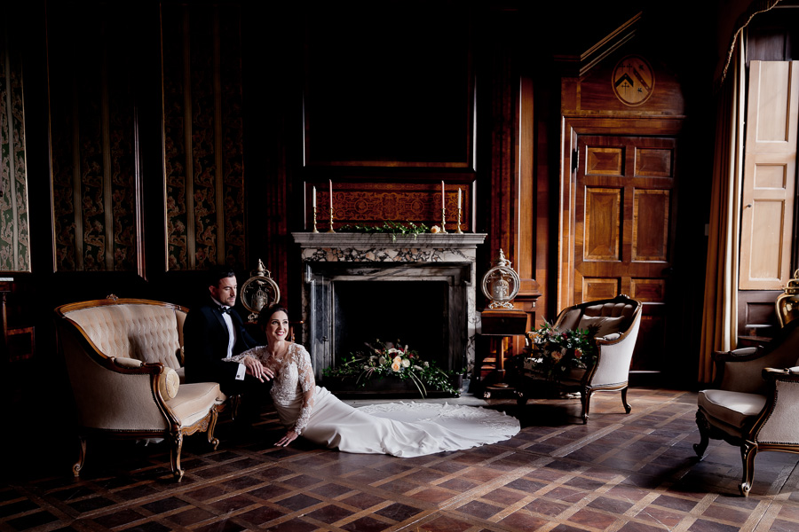 Elegance and glamour, Vanity Fair style. A styled wedding photoshoot from Davenport House. Image Laura May Photography (20)