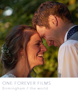 wedding videographer birmingham one forever films