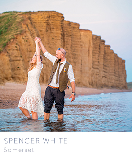 somerset wedding photographers Spencer White